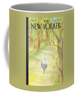New Yorker August 21st, 2006 Coffee Mug