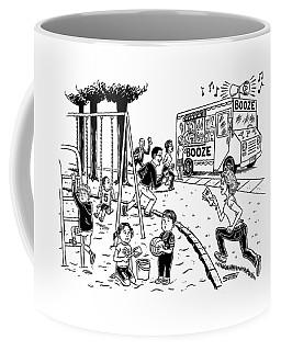 New Yorker July 21st, 2008 Coffee Mug