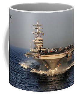 Uss Dwight D. Eisenhower Coffee Mug
