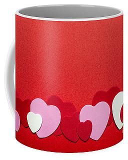 Valentines Day Hearts Coffee Mug