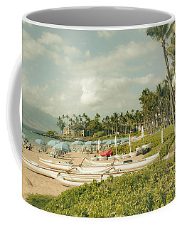 Wailea Beach Maui Hawaii Coffee Mug