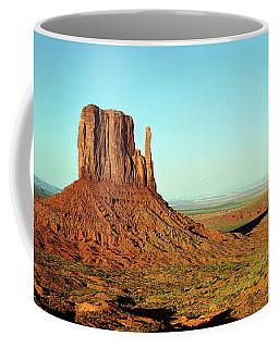 Rock Formations On A Landscape Coffee Mug