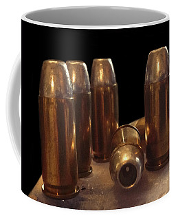 Bullet Art 32 Caliber Bullets 3514 Coffee Mug