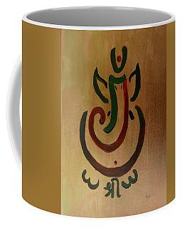 33 Rakta Ganesh Coffee Mug