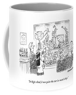 In High School Coffee Mug