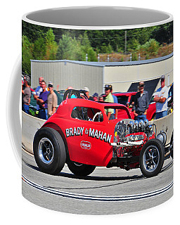 Coffee Mug featuring the photograph 330 Nationals by Mike Martin