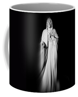 Views From Inside St Entienne Du Mont Church In Paris France Coffee Mug by Richard Rosenshein