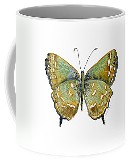 38 Hesseli Butterfly Coffee Mug