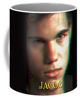 3d Jacob Coffee Mug