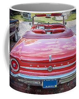 1963 Ford Falcon Sprint Convertible  Coffee Mug