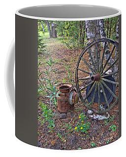 Abandoned - Hdr Grunge Coffee Mug