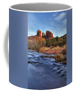 Cathedral Rocks In Sedona Coffee Mug