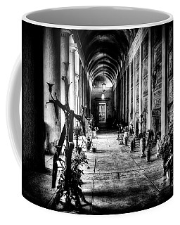 Coffee Mug featuring the photograph Cemetery Of Verona by Traven Milovich