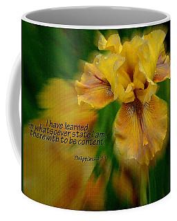 Contentment Coffee Mug