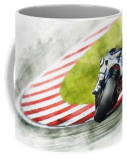 Jorge Lorenzo - Team Yamaha Racing Coffee Mug