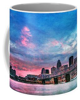 Louisville Kentucky Coffee Mug by Darren Fisher