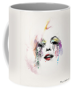 Marilyn Monroe Coffee Mug