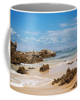 Coffee Mug featuring the photograph Mexico by Athala Carole Bruckner