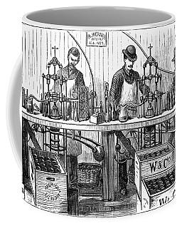 New York Wine Industry Coffee Mug
