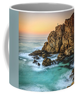 Penencia Point Galicia Spain Coffee Mug by Pablo Avanzini
