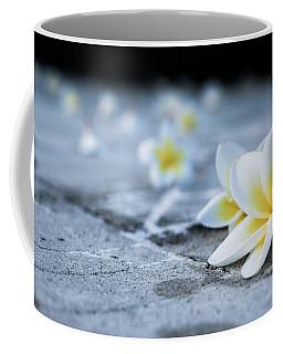 Plumaria Flowers Coffee Mug