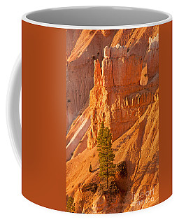 Sunrise At Sunset Point Bryce Canyon National Park Coffee Mug