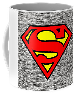 Superman Coffee Mug by Marvin Blaine