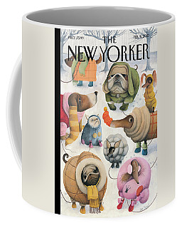 New Yorker February 8th, 2010 Coffee Mug