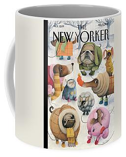 Cold Coffee Mugs