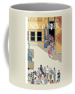 New Yorker September 17th, 2012 Coffee Mug
