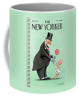 New Yorker October 8th, 2012 Coffee Mug