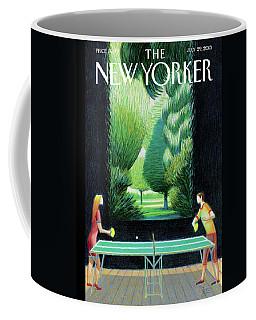 New Yorker July 29th, 2013 Coffee Mug
