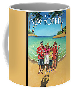 New Yorker July 23rd, 2012 Coffee Mug