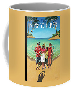 New Yorker July 23rd, 2012 Coffee Mug