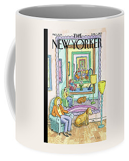 New Yorker March 4th, 2013 Coffee Mug
