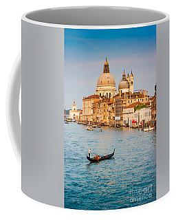 Venice Sunset Coffee Mug by JR Photography
