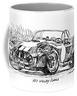 427 Shelby Cobra Coffee Mug