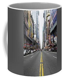 42nd Street - New York Coffee Mug
