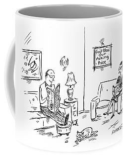New Yorker January 23rd, 2006 Coffee Mug