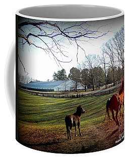 45 And Going Strong Coffee Mug