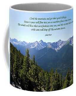 46- John Muir Coffee Mug by Joseph Keane