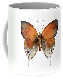 47 Mantoides Gama Butterfly Coffee Mug