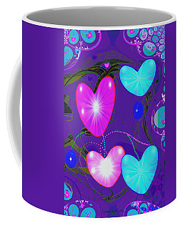 472 -  Valentine Hearts  ... Coffee Mug