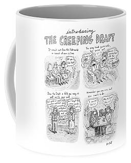 New Yorker January 15th, 2007 Coffee Mug