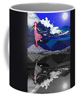483 -    Dance Of Life Coffee Mug