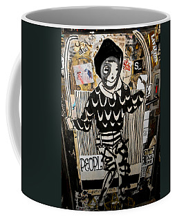 Coffee Mug featuring the photograph 4th St. Door by Joan Reese