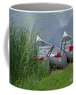 At Waters Edge Coffee Mug