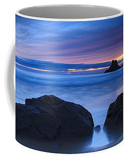 Coffee Mug featuring the photograph Campelo Beach Galicia Spain by Pablo Avanzini