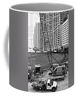 Construction Site-2 Coffee Mug