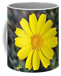 Crown Daisy Flower Coffee Mug